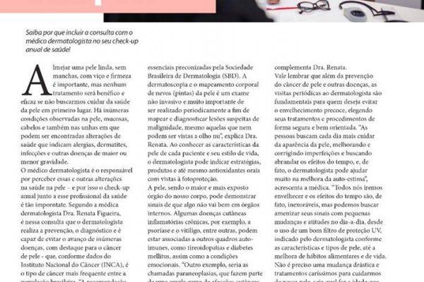 Minha Matéria na Revista VIP Brasília – Edição Medicina e Saúde